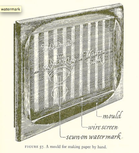 papermould